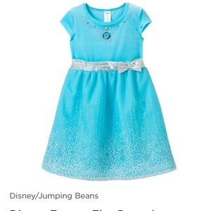 Jumping Beans (Kohl's) Disney Elsa dress